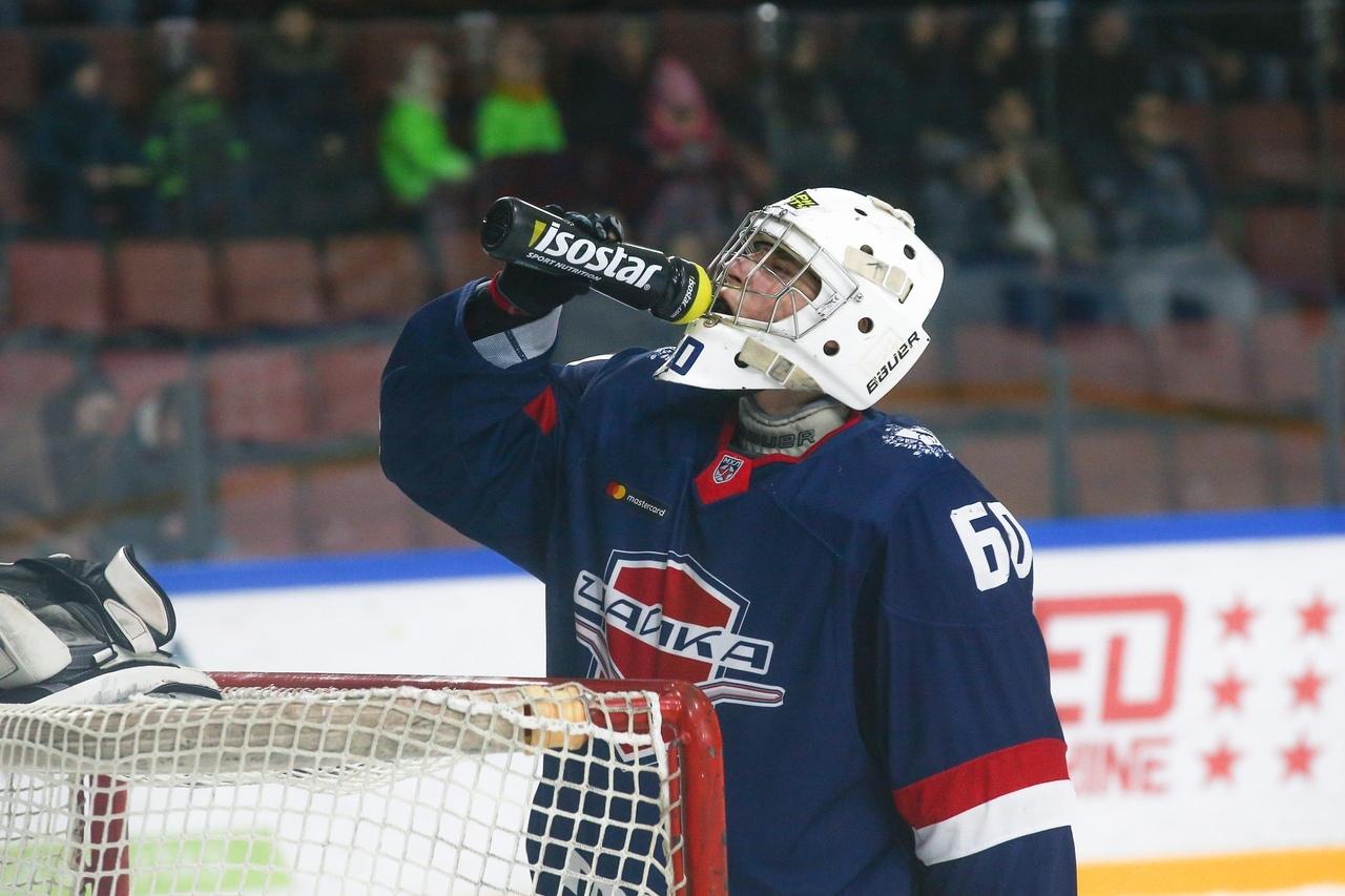 Егор Громовик: «Готов стать основным вратарём», изображение №1