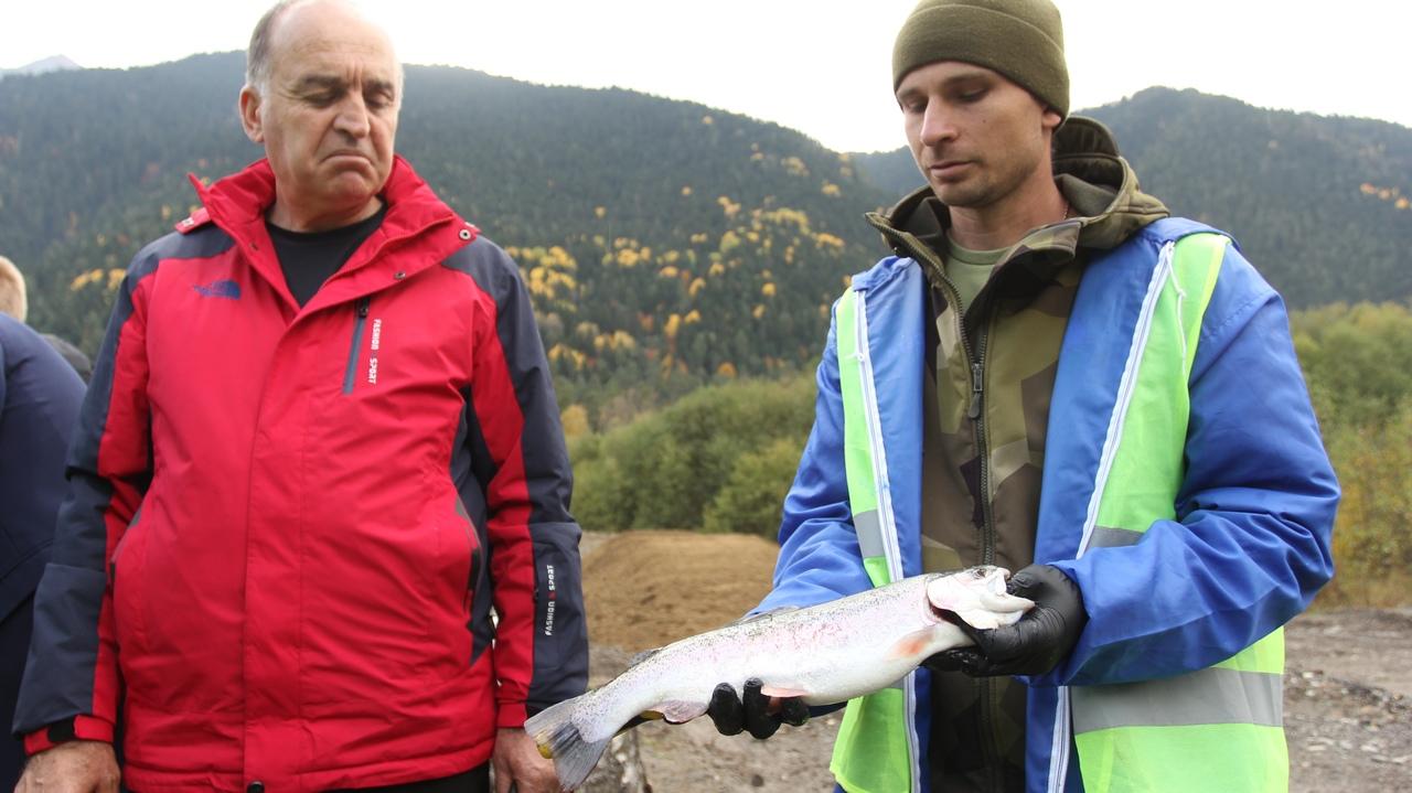 В КЧР определили лучшего рыбака