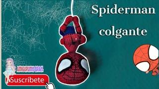 Como hacer Spiderman amigurumi paso a paso