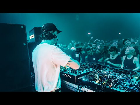 Ansome live at Intercell x Perc Trax ADE 2019 FULL SET