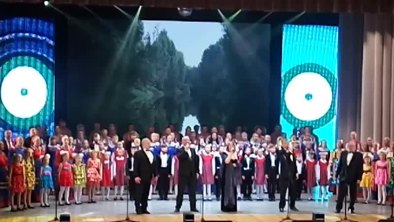 Республика моя Муз А Берестнева сл Э Пиженко исполняет ансамбль Светоч