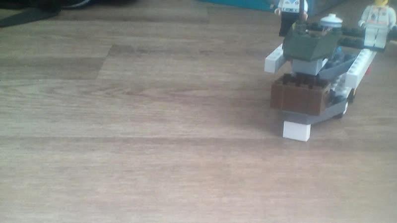 Лего мультик город странностей 2 сезон 9 серия ( лего союз 5 часть) (10 )