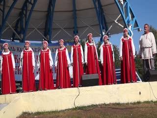 анс.Лира  пгт  НИЖНИЕ ВЯЗОВЫЕ Зеленодольского Муниципального района  на  Фестивале казачьей песни