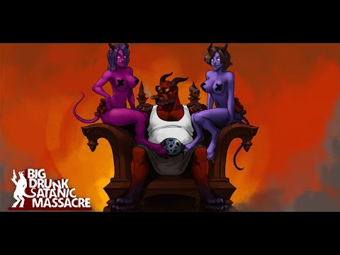 BDSM Big Drunk Satanic Massacre - Палочка выручалочка