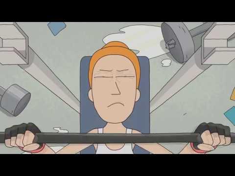 Rick i Morty - X gon give it to ya (Netflix PL)