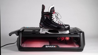 The Sparx Skate Sharpener: The Easiest Way To Sharpen Your Skates At Home