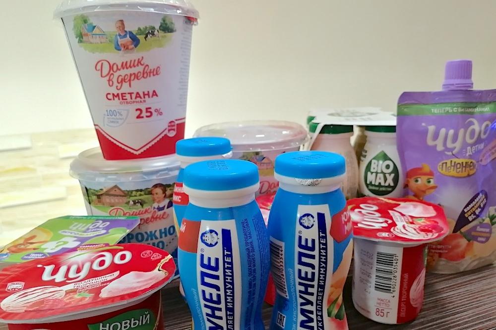10 многодетных семей в Селивановском районе получили молочную продукцию