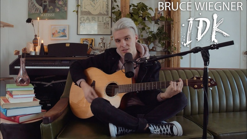 Bruce Wiegner - IDK (Live Acoustic)