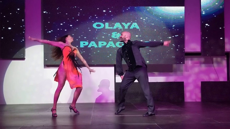 BDF2018 Olaya and Papagaio in performance ~ video by Zouk Soul