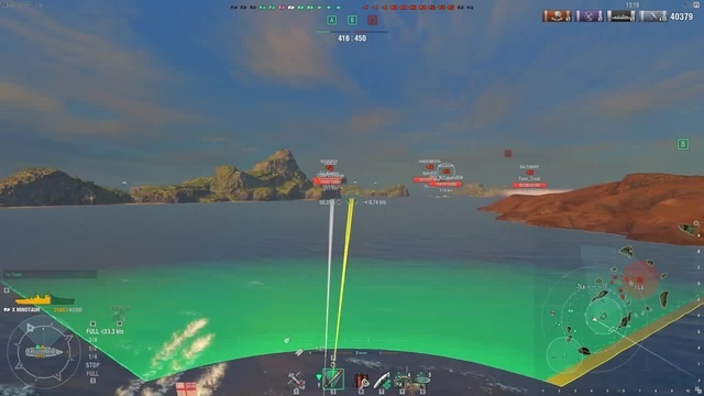 World of Warships || Maximum Meme-o-taur
