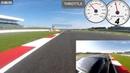 Silverstone in the Noble M700 GTT