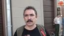 Полковник Шендаков в поддержку голодающего офицера Минобороны РФ в Москве