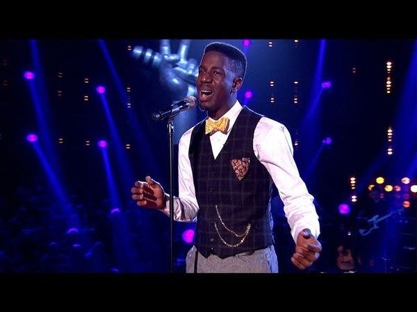 Jermain Jackman performs 'A House Is Not A Home' - The Voice UK 2014: The Knockouts - BBC One