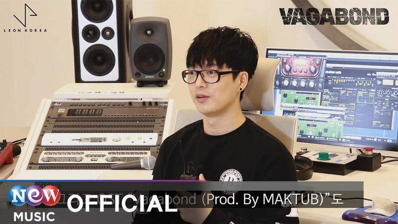 [INTERVIEW] 가수 하현우(국카스텐)'s 녹음실 인터뷰 (드라마 '배가본드(VAGABOND)' OST - Vagabond)