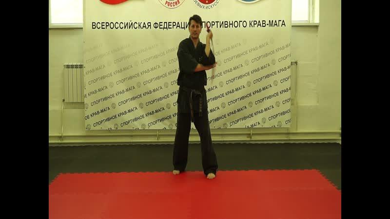 СКМ_Тавнит-нунчаки. Упражнения для соревнований