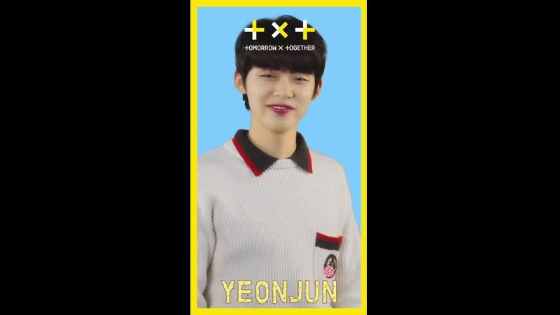 Weverse yeonjun