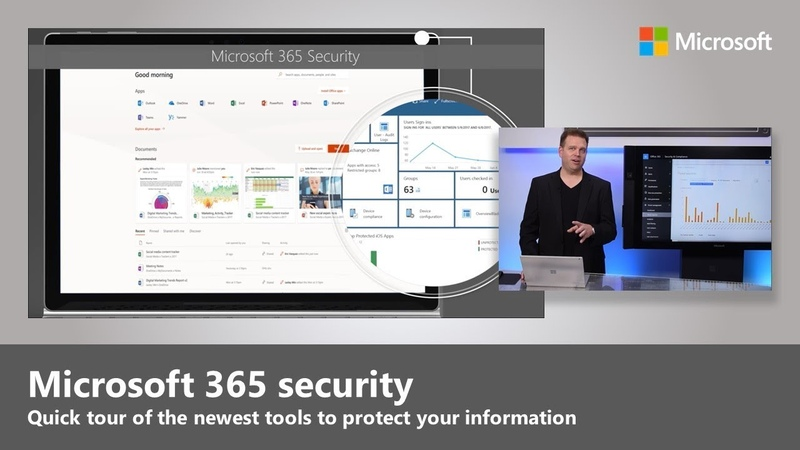 Microsoft 365 security – Everything you need to know in 8-minutes