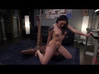 Sinn sage, noemie bilas hot mean lesbian boss sinn sage takes advantage of noemie bilas [bdsm bondage femdom lesbian strapon]