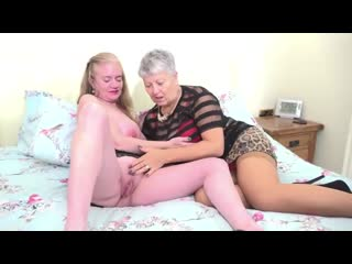 Old Angels Gone Wild (Lily May, Gina George, Trisha, Juicy Ginger, Tricky Dicky, Wolverine, The Dirty Doctor, Cocksure, Martin)