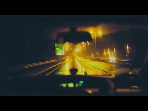 ☾ BTS ASMR night cruising with jungkook soft talking driving sounds quiet radio music