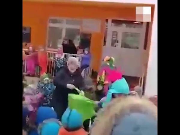 В Пермском детском саду отметили Масленицу под песню про водку и вино