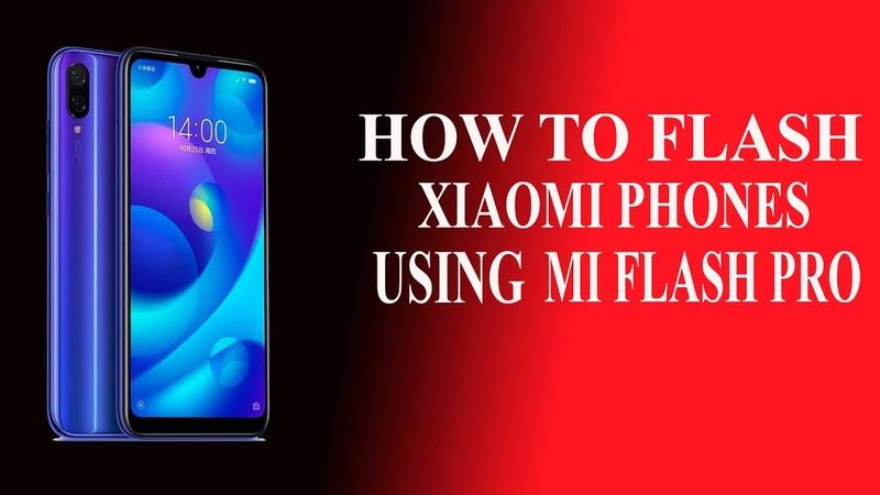 Как прошивать смартфоны Xiaomi в режиме Recovery