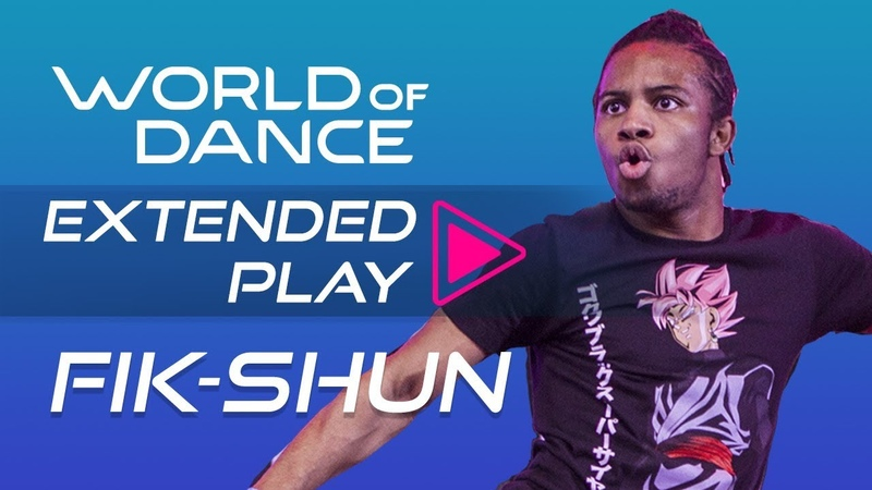 Fik-Shun | World of Dance Extended Play