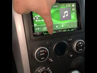 Suzuki grand vitara - установка аудиосистемы