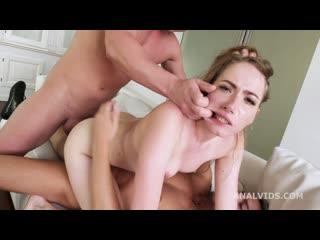 Linda Siren - My First DP, Linda Sirens 2 On 1 Balls Deep Anal, Gapes, Manhandle And Swallow GL268