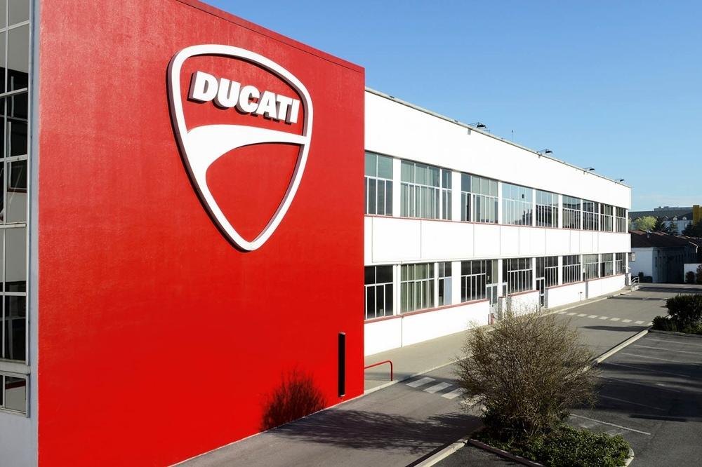 Компания Ducati возобновит производство 25 марта