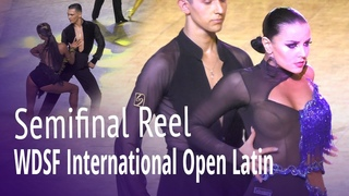 Semifinal Reel = WDSF International Open Latin = 2020 Latin Kvartal Cup