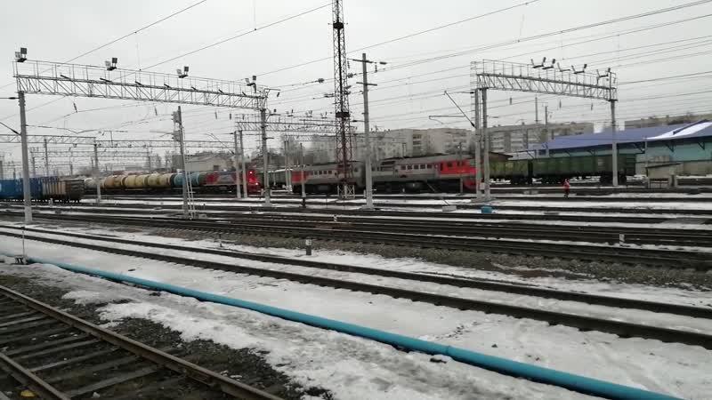 2М62 Петрозаводск Товарная станция