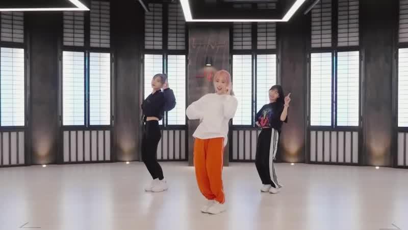 Boramiyu 보라미유 Pit a Pat 10분 전 Dance Practice Mirrored