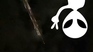"""КРУШЕНИЕ НЛО НАД США"" - вероятно, связано с падением осколков ракеты SpaceX"