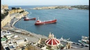Der schönste Hafen der Welt Valletta Malta, spektakulere Hafeneinfahrt