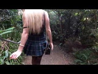 SecretCrush (aka SecretCrush4K  Scarlet Chase) (Pornhub  Risky Flashing, Anal, Squirting Blowjob in Public Park)
