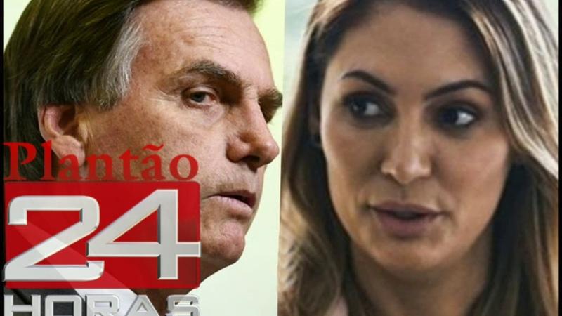 Após anos de casamento, Michelle Bolsonaro expõe presidente e conta segredo desconhecido do público