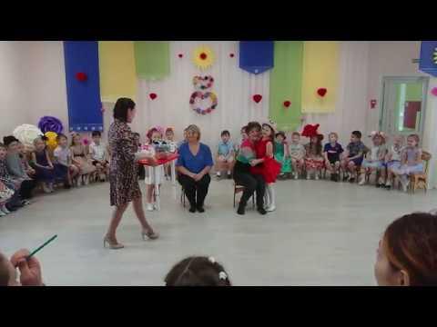 Группа Звездочка Утренник в детском садике к 8 марта