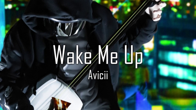 Avicii Wake Me Up 津軽三味線 cover