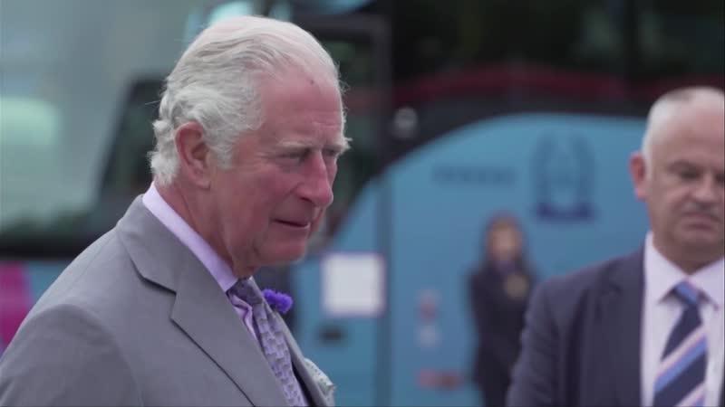 Prince Charles Visits Holiday Company Hit By Covid 19