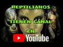 Reptilianos controlan canal en YouTube ( allatra tv )