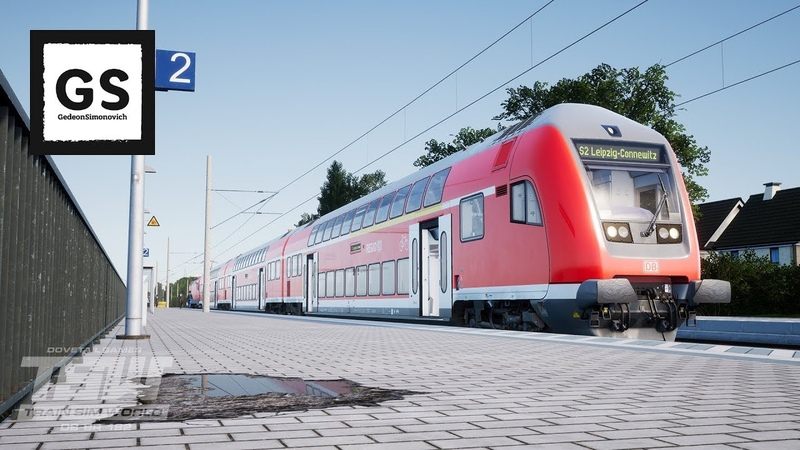 TSW Train Sim World Rapid Transit 4 DB BR 182 767 2 DABpbzfa