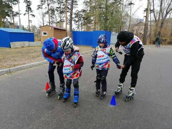 Мальчик из Бурятии проехал на роликах быстрее всех в России