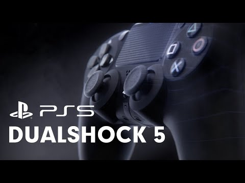 The PS5 First Prototype Controller PATENT BASED Dualshock 5