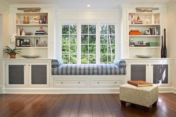 Уголок отдыха у окна, изображение №2