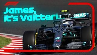 Mercedes Celebrations, Verstappen's Frustration And The Best Team Radio   2019 Japanese Grand Prix