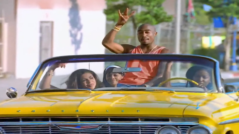 2Pac - To Live And Die in L.A. (Music Video) HD