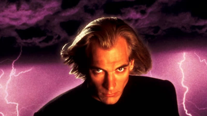 Чернокнижник 2: Армагеддон. Апокалипсис Конец света Приход тьмы Тёмный колдун Сын Сатаны Warlock The Armageddon 1993 год 2 часть