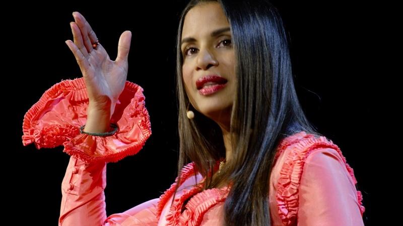What does the Quran really say about a Muslim woman's hijab?   Samina Ali   TEDxUniversityofNevada