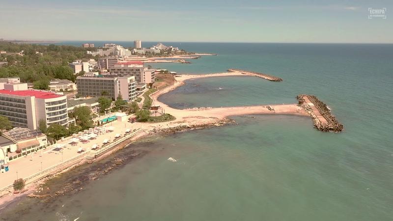 MANGALIA * Plajele din sudul litoralului la inceput de sezon 2020